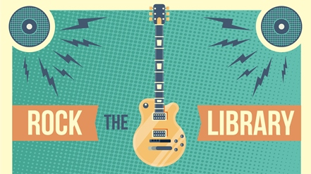 Rock the Library