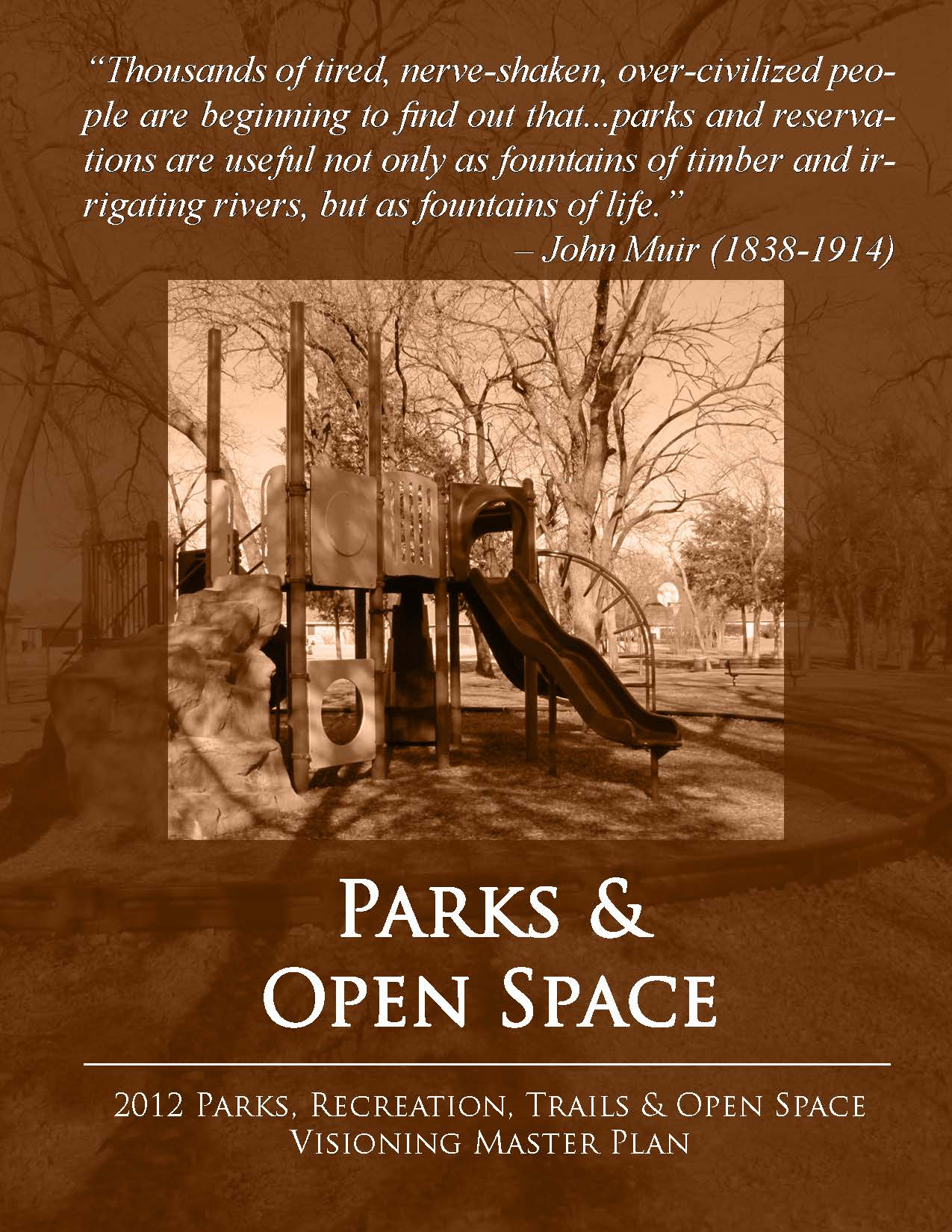 Parks Open space