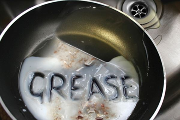 Grease Pan