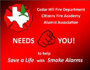 Save a Life with Smoke Alarms