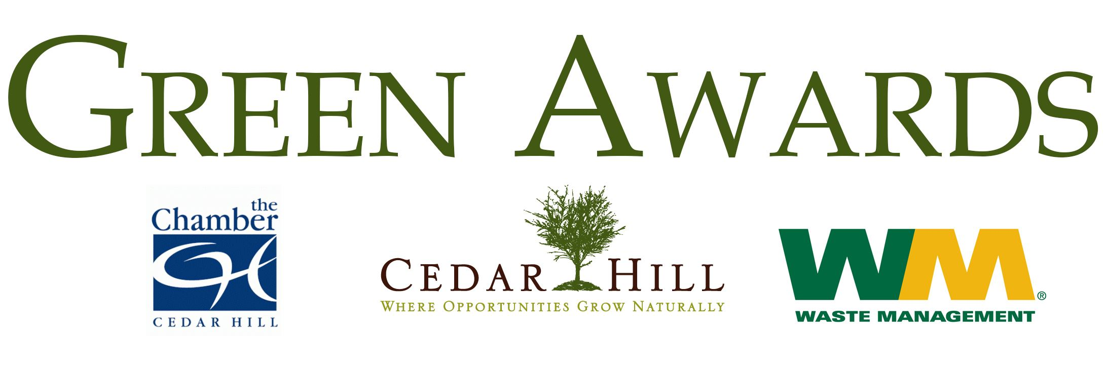 Green Awards Banner