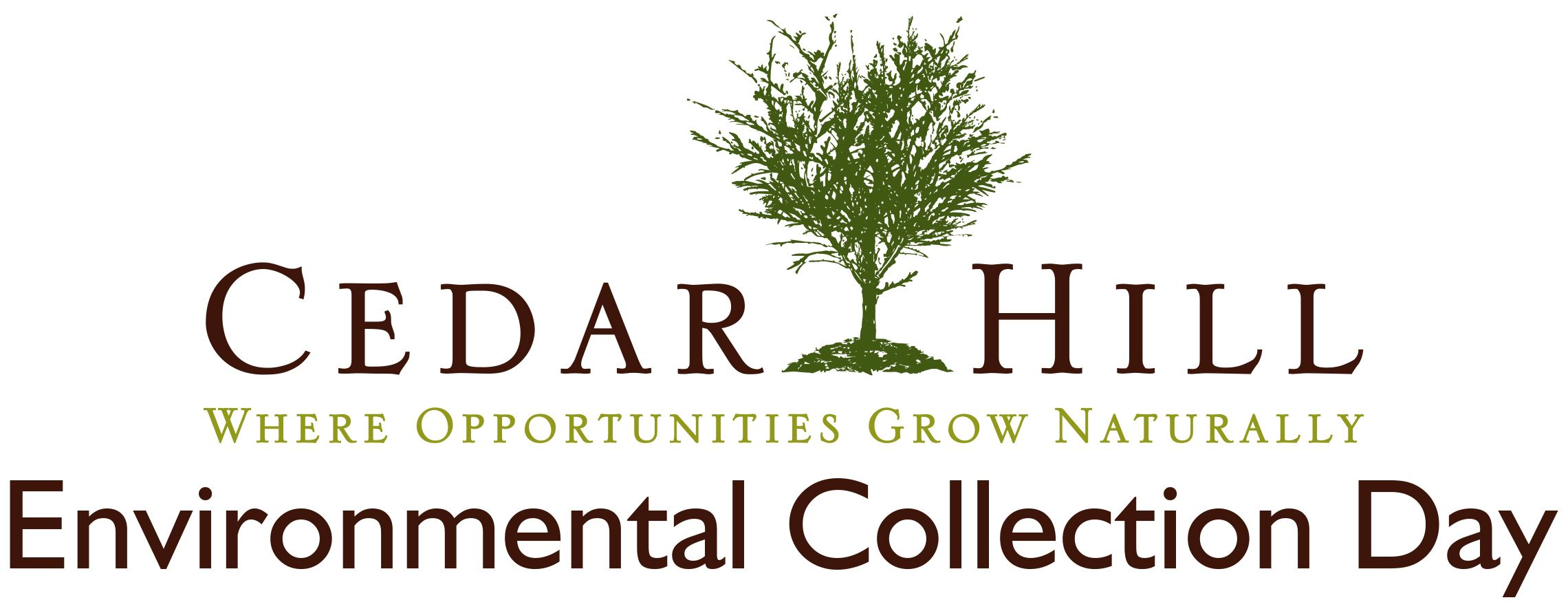 Environmental Collection Day LOGO