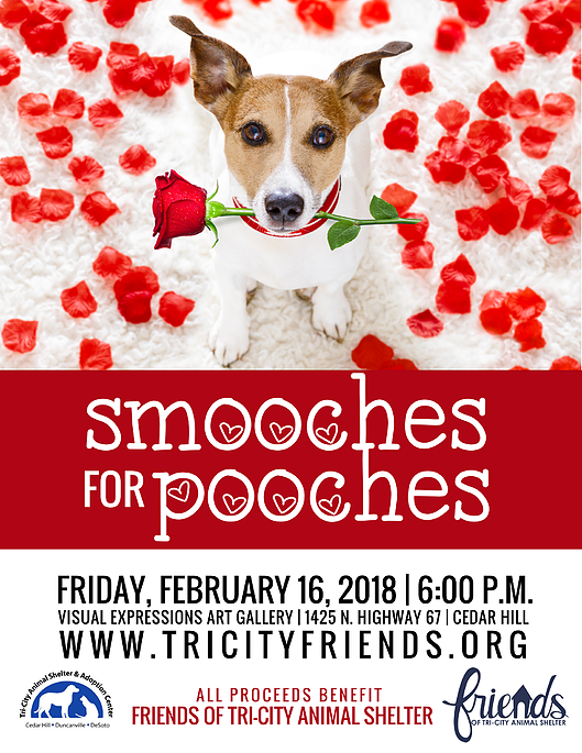 Smooches for Pooches 2018
