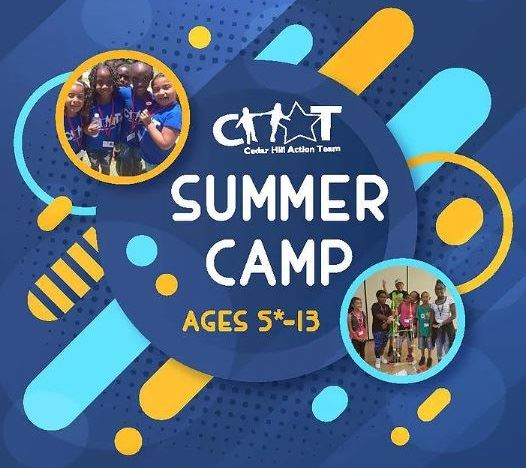 CHAT Summer Camp 2018