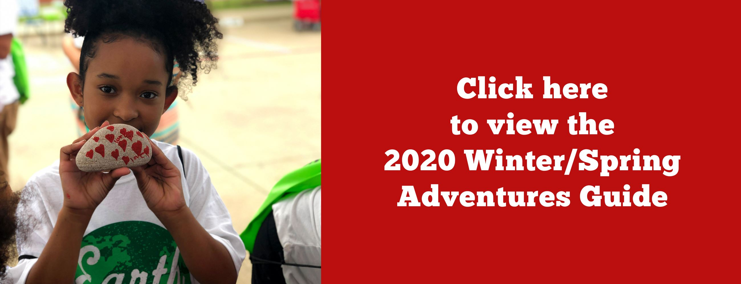 2020 Winter Spring Adventures Guide