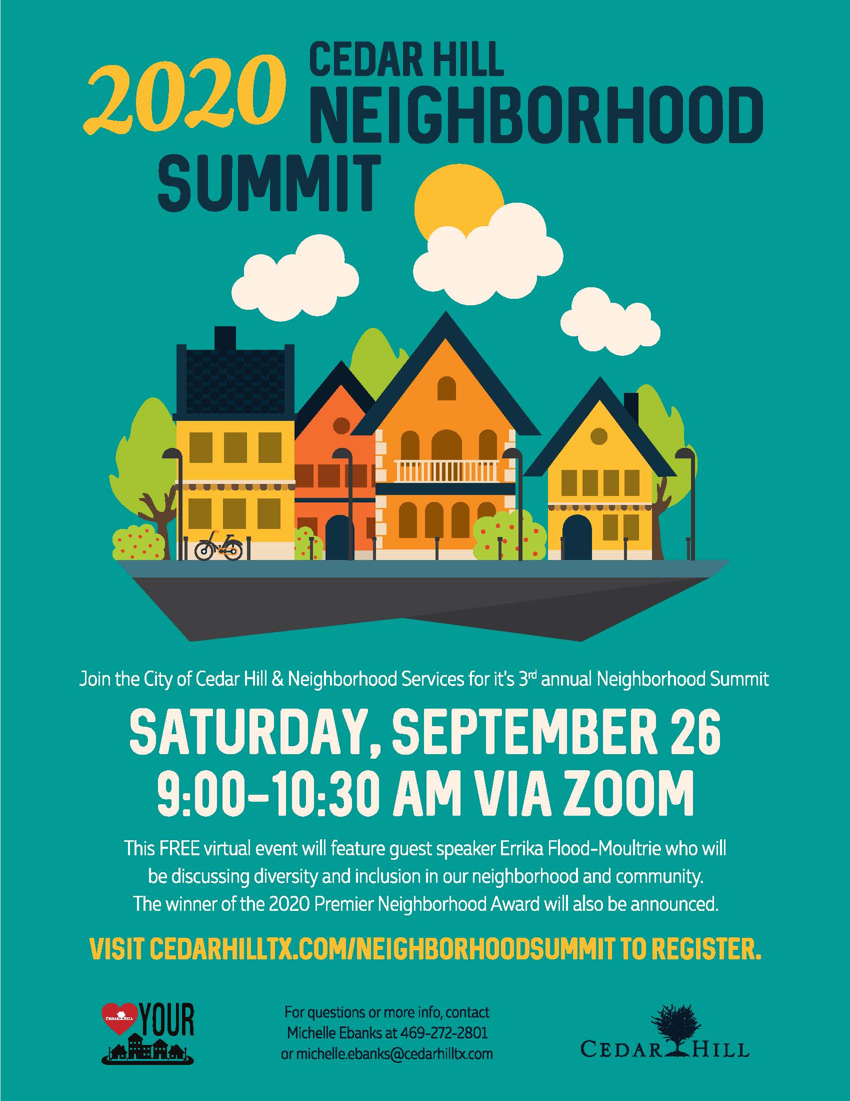 2020NeighborhoodSummitFlyer