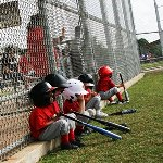 Young children waiting for their turn at bat..jpg