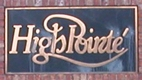 High Pointe logo