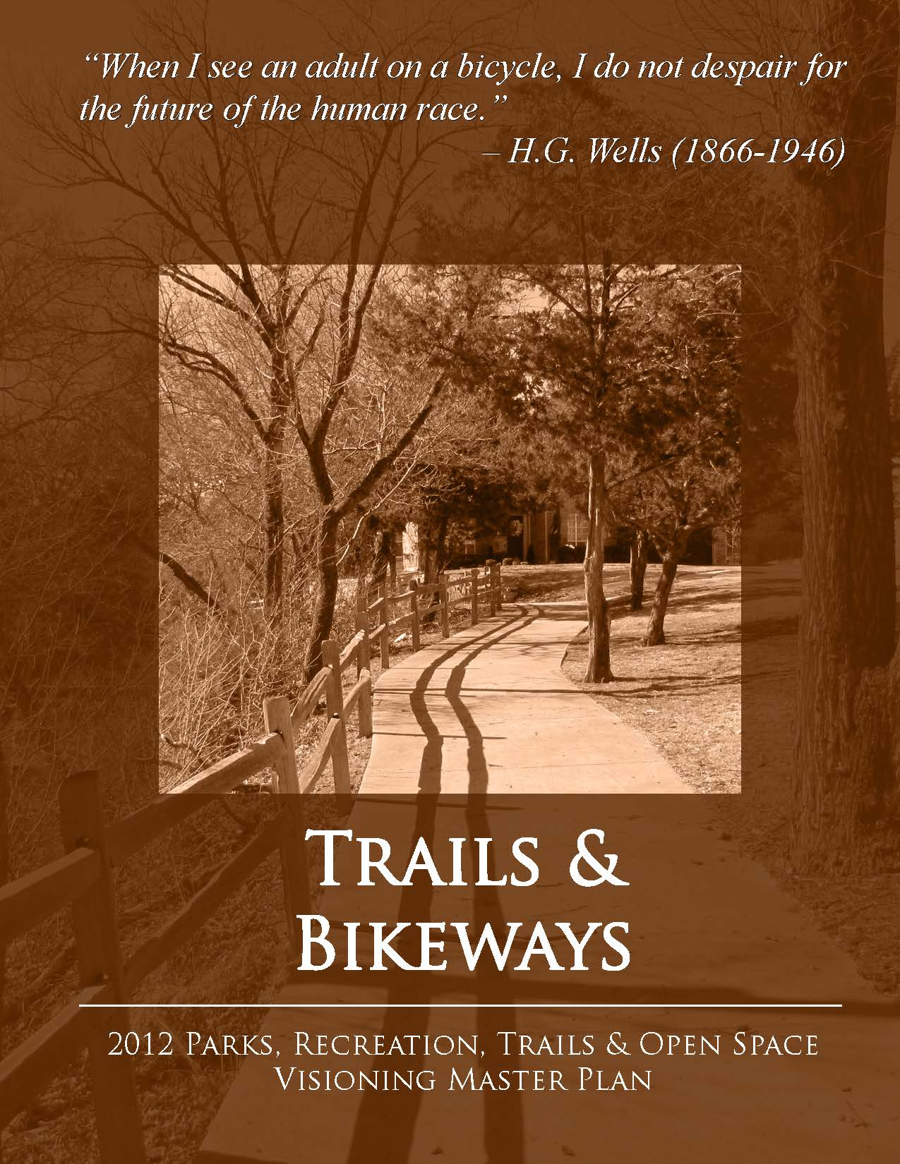 Trails and Bikeways (PDF)