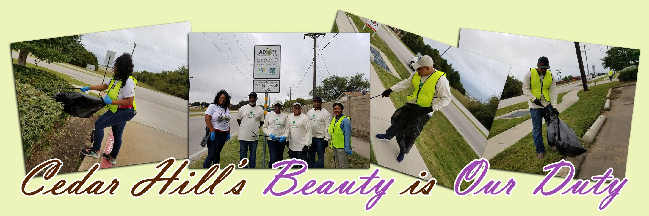 Citywide Cleanups Banner 2017 BES Winter