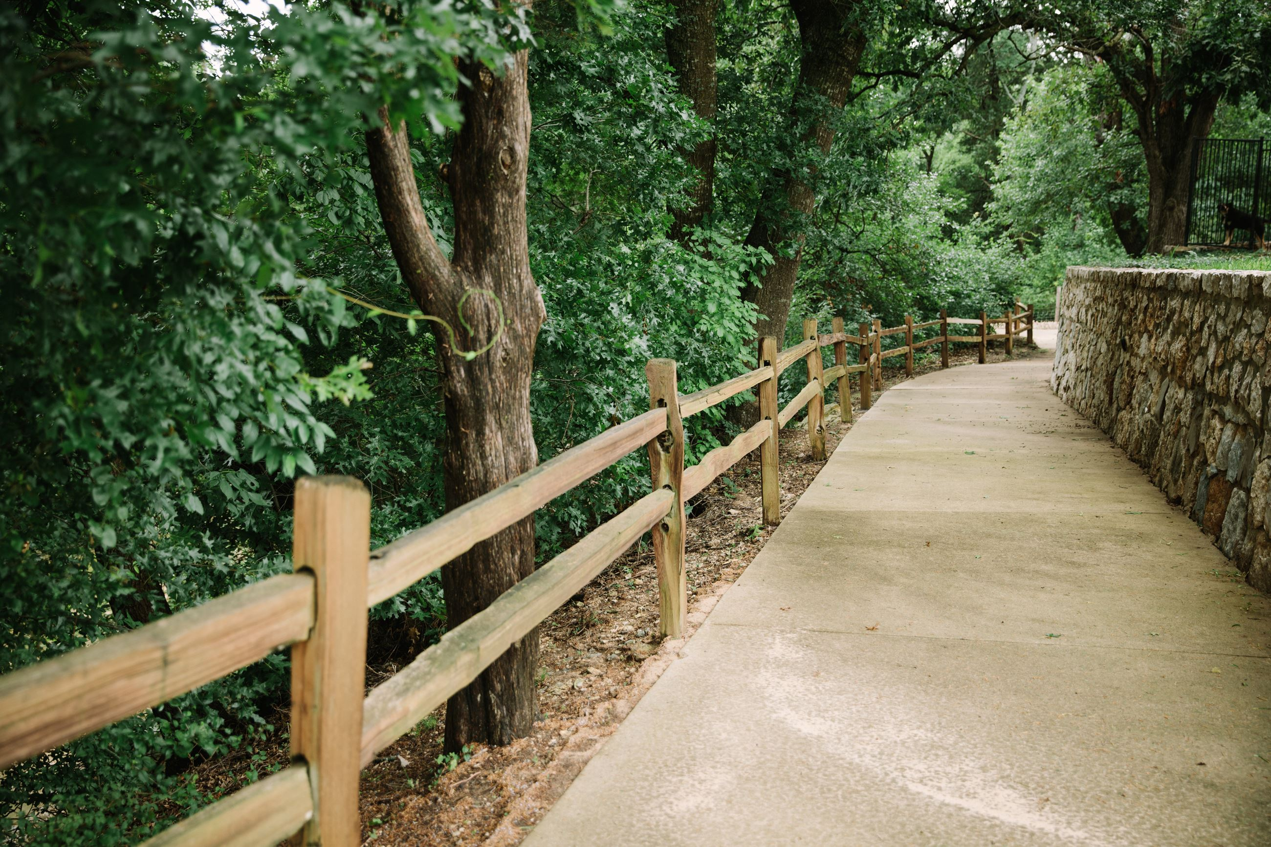 Trail at Windmill Hill Greenbelt