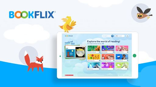 bookflix Opens in new window