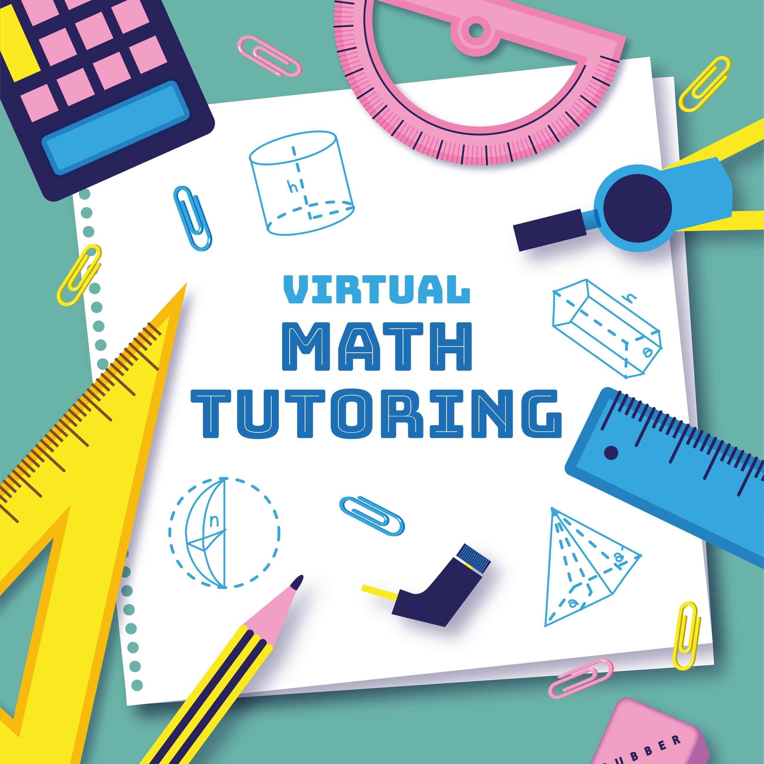 Virtual Math Tutoring Opens in new window