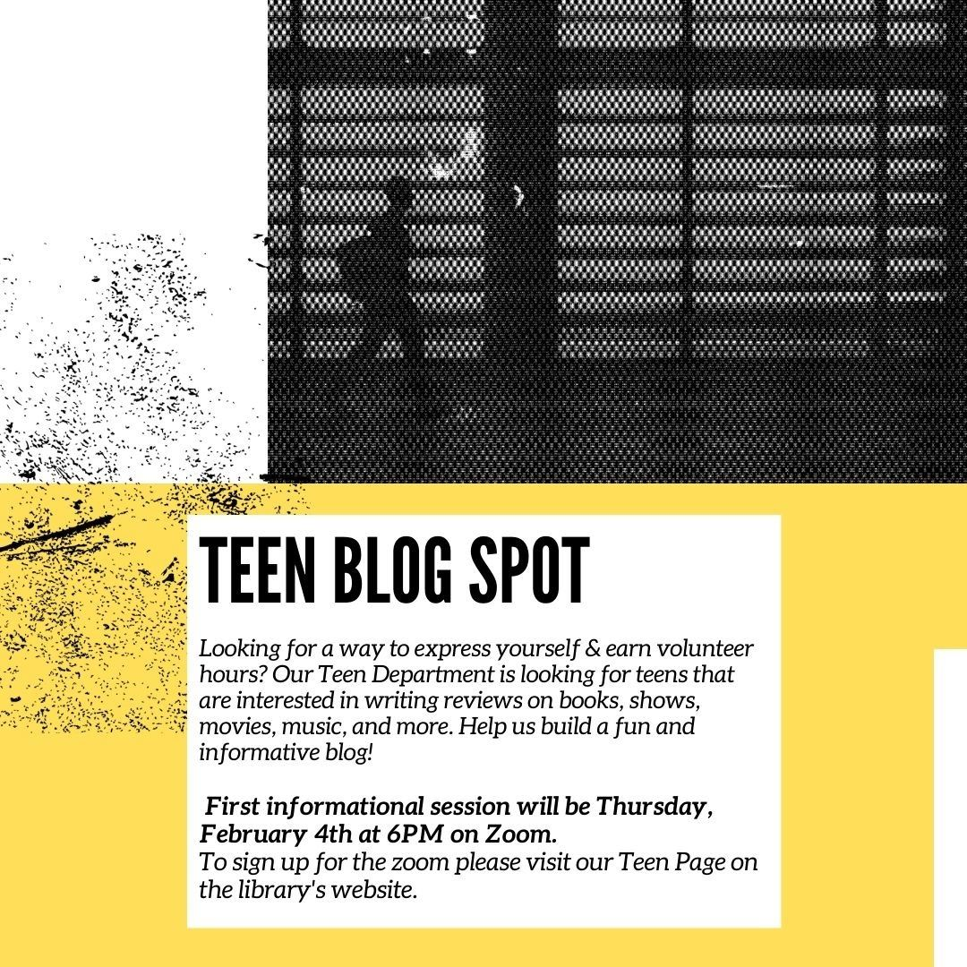 Teen Blog Spot Opens in new window